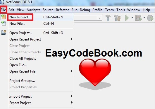How to use NetBeans IDE