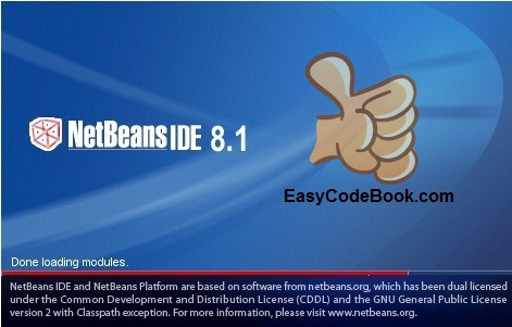 How to write and execute first Java Program in NetBeans IDE