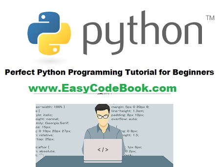 Perfect Python Tutorial For Beginners - This Python Tutorial explains the basic concepts of Python Programming Language