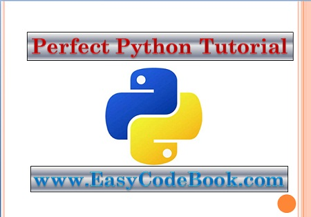 Perfect Python Tutorial For Beginners