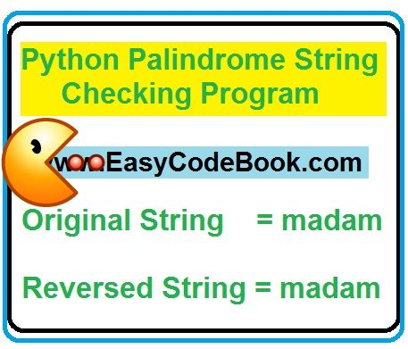 Write a Python program to input a string and check it for Palindrome or not.