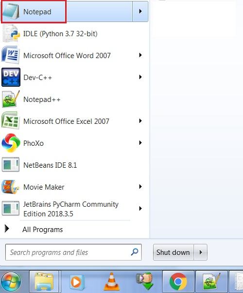 Python file program read and write files